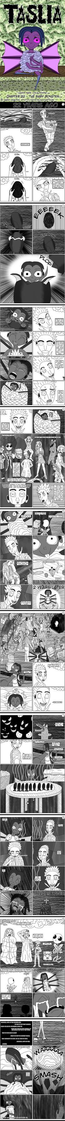 Taslia comic - Chapter 20, by ZXY8 by zxy8