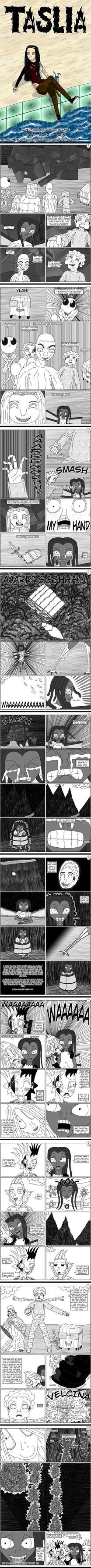 Taslia comic - Chapter 21, by ZXY8 by zxy8