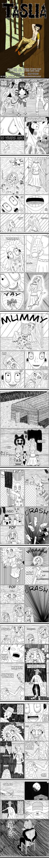 Taslia comic - Chapter 23, by ZXY8 by zxy8