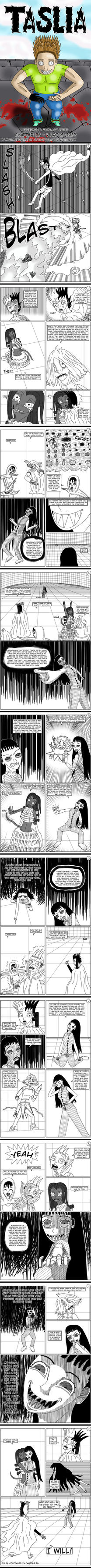 Taslia comic - Chapter 28, by ZXY8 by zxy8