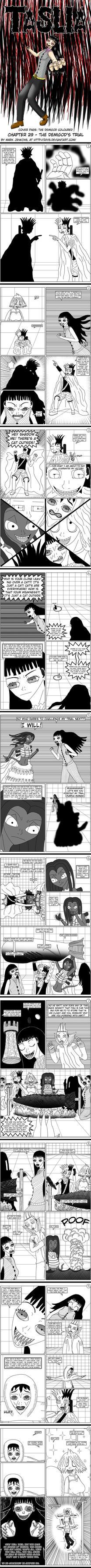 Taslia comic - Chapter 29, by ZXY8 by zxy8