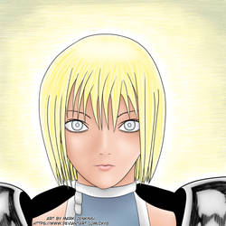 Claymore - Clare, by ZXY8 by zxy8