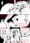 Kyle Hyde Werewolf comic page 9
