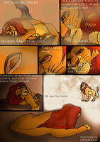 TLK Death of Mufasa, Comic page 5 by wolfmarian