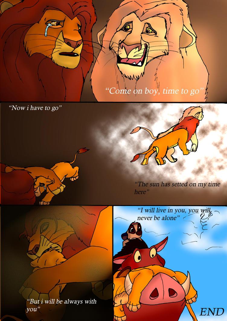 Mufasa S Death Cat
