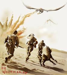 World War II With pokemon
