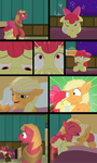 MLP Applejack custom Story part 33