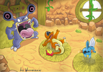 Explorers Of the Sky, Wake up already! by wolfmarian