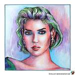 Portrait of Chloe Bello