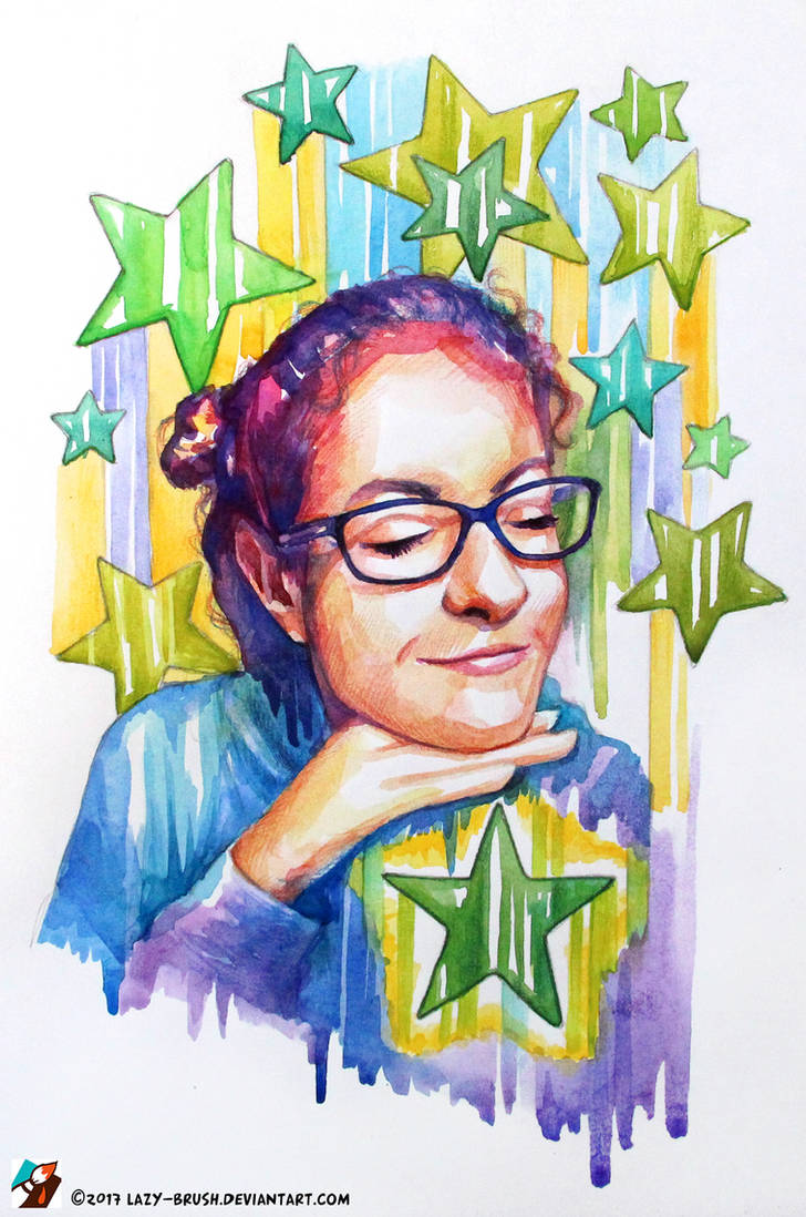 Portrait of GreenStar5 by lazy-brush