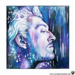 Portrait of Vincent Cassel #2