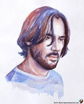 Portrait of John Wick