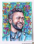 Portrait of Justin Timberlake #2