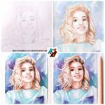 Portrait of Svetlana Loboda #3 (WIP) by lazy-brush