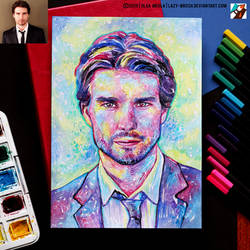 Portrait of Tom Cruise (final)