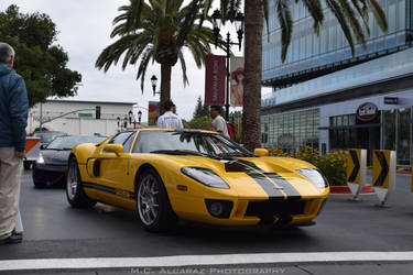 Ford GT by MCAlcaraz