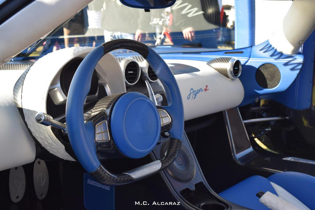 Koenigsegg Agera R   Interior By MCAlcaraz ...