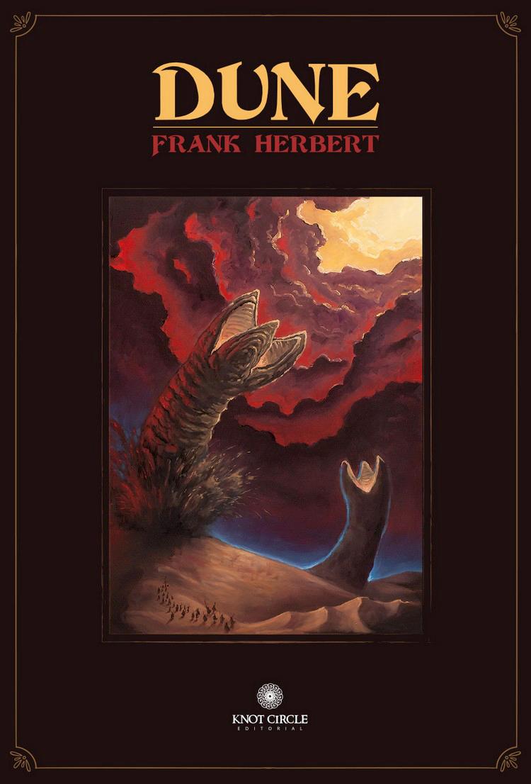 Book Cover Design Deviantart : Dune book cover design by rugidoart on deviantart