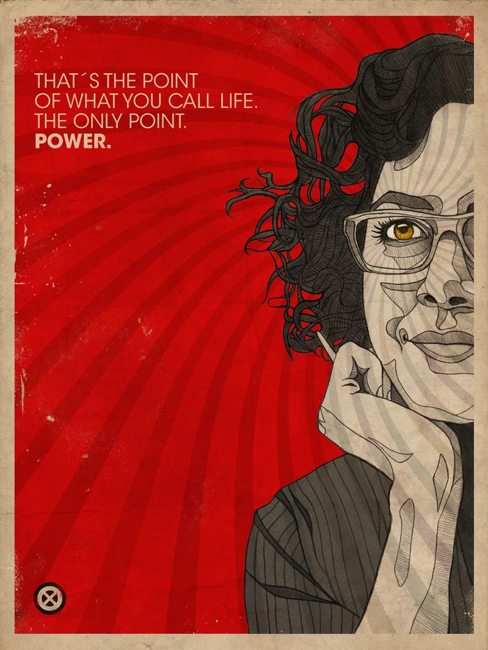 Legion - Lenny poster by RUGIDOart
