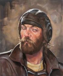 Oddball portrait - Kellys Heroes