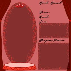KinkKourt App by narusasu321