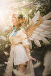 Winged Victory Mercy Cosplay by ReaganKathryn