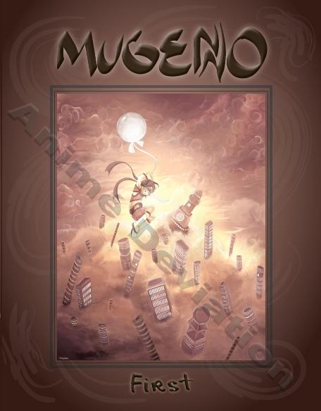Anime Style Art Book- Mugeno by keiichi93