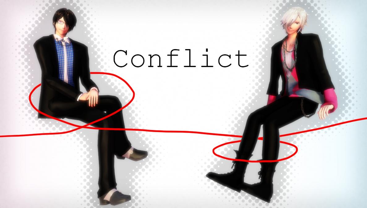 .:CONFLICT:. by AuroraYok