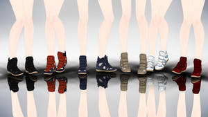 MMD IM Sneaker Wedges