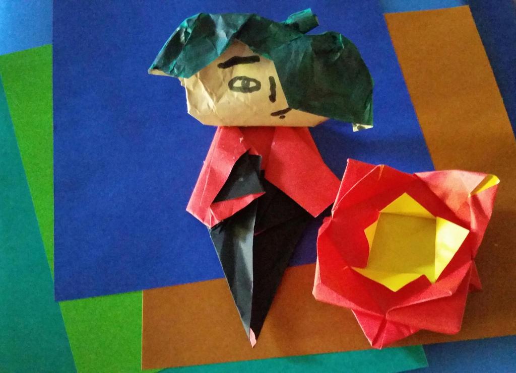 Kubo Origami By Danielaurista