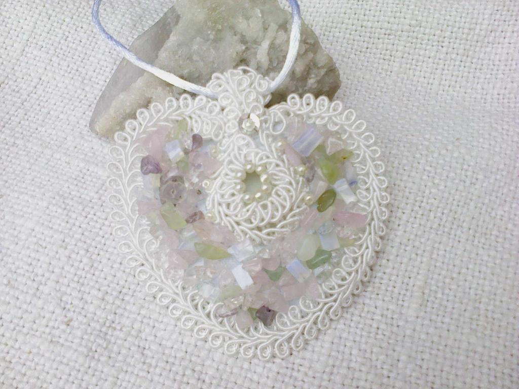 Heart pendant by Mirtus63
