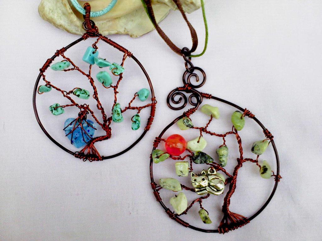 Tree pendant by Mirtus63