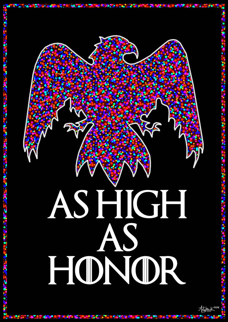 As High As Honour by ArtyMissK
