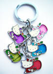Hello Kitty Rainbow.