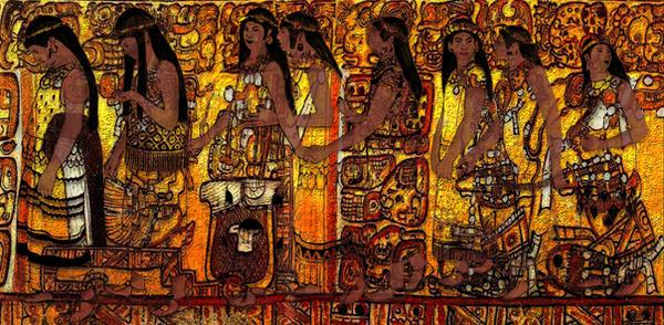 Hieroglyphs by Ochichi