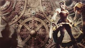Madame Blade Serqet - SMITE Wallpaper