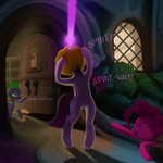 Twilight and Spike, Part 3