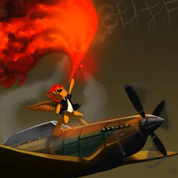 Spitfire by DimFann