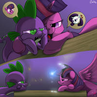Touchy Subject by DimFann