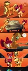 'Horsepower' by DimFann