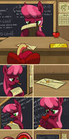 Passing Notes by DimFann