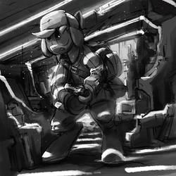Stalingrad Dash by DimFann