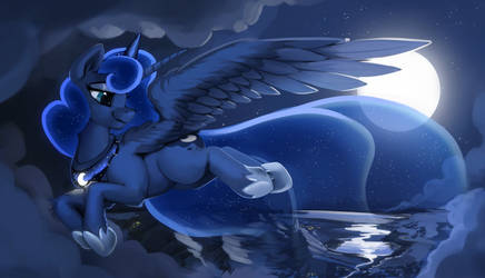 Overnight by DimFann