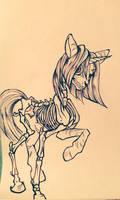 Pony comm by STC3000
