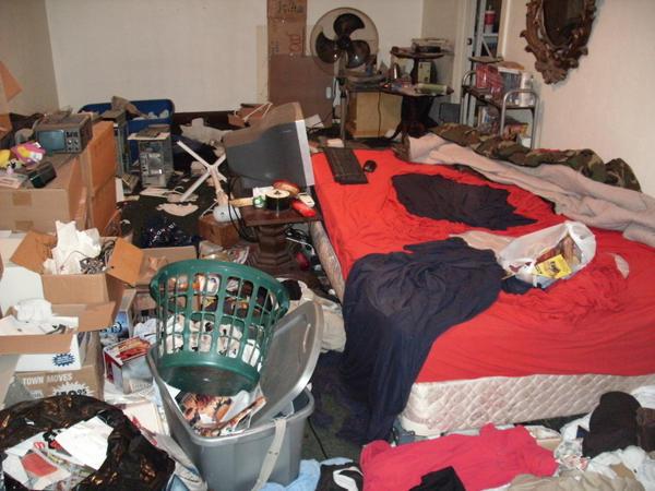 Dirty Room Front Start By Drakken123 On Deviantart