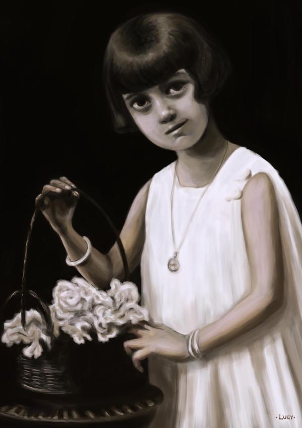 Little Rose by lueyras