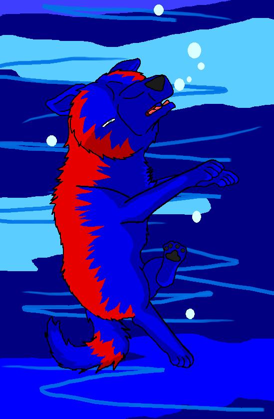 ::Deep water:: by Tigersolder002