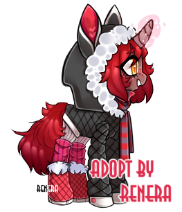 Pony Adopt Auction [OPEN] by Amelia007Layt