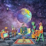 Quarantine by surrealistguitarist