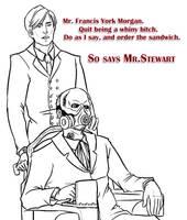 So Says Mr. Stewart by halmtier